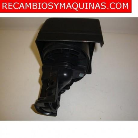 SOPORTE ANCLAJE FILTRO AIRE HONDA GX 390 340 COMPLETO