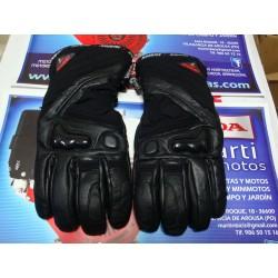 Guantes moto Silmar Negro