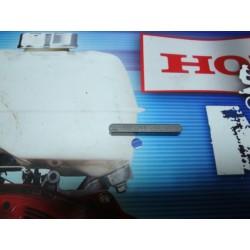 Chaveta de cigueñal Honda Gx 160 200 eje Ø 19 mm 4,78 x 4,78 x 38