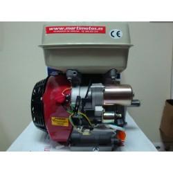 Motor honda gx 390 ARRANQUE ELECTRICO compatible cortadora compresor alador motocultor
