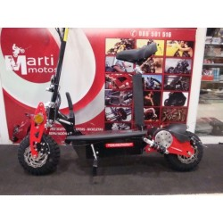 "Patinete Electrico 1000W 36V 4"" 4"