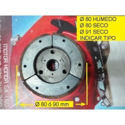 Embrague benassi volpino milcka RT 401 RL 40 RL 75 80 85 90 125 stinber af 80 walkyria MW-20