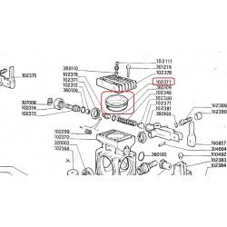 Membrana ACUMULADOR aire DL218 DL 218 DIAFRAGMA