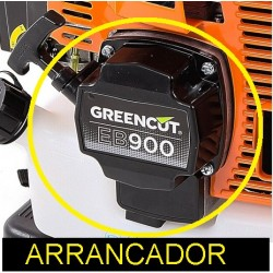 Arrancador Soplador hojas Garland greencut gas 800 mg eb900 eb 900 tirador arranque