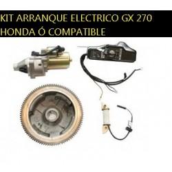 Motor Arranque Alternador Honda Gx 270 Bobina de carga ( Kit ) 240