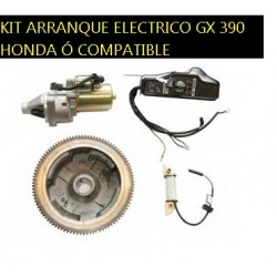 Motor Arranque Alternador Honda Gx 390 Bobina de carga ( Kit )