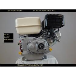Motor de gasolina honda gx con reductora reduccion 1:2 campeon c1 electrico 1500 rpm kawasaki fj100