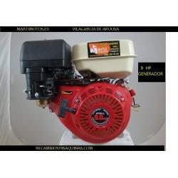 Motor GENERADOR Honda Gx 270 Oferta compatible 9 HP cv motosoldadora