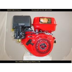 motor gasolina KART BUGGY tipo honda gx 270 9 HP cv oferta Embrague bañado aceite