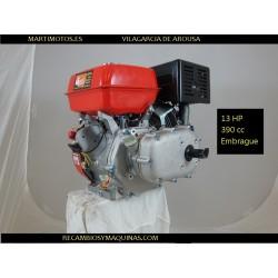 motor gasolina KART BUGGY tipo honda gx 390 13 HP cv oferta Embrague bañado aceite