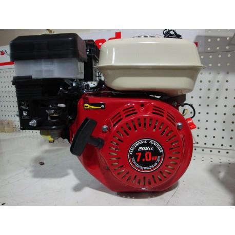 Motor 7 HP Honda gx 210 compatible  ( 58,5 X 19,05 mm )  GENERADOR Kart alador compresor oferta gasolina