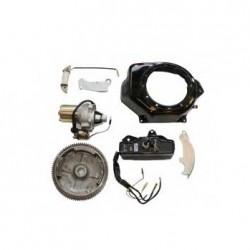 Kit alternador cargador bateria Honda Gx 160 200 motor arranque compatible