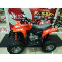 Miniquad 4t 125cc Con limitador