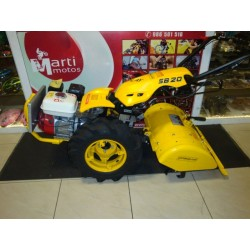 Motocultor ( Pascuali SB 20 )