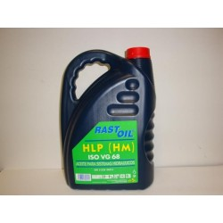 Aceite Hidraulico Rast oil HLP (HM) ISO VG 68