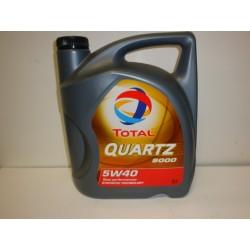 Aceite Total QUARTZ 9000 5W - 40