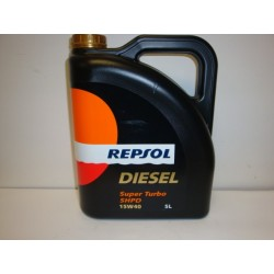 Aceite Repsol Diesel 15 W - 40
