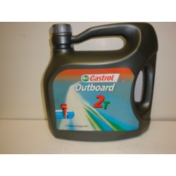 Aceite Castrol Outboard - 2 T