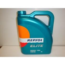 Aceite Repsol Elite 50501 - TDI -5W - 40