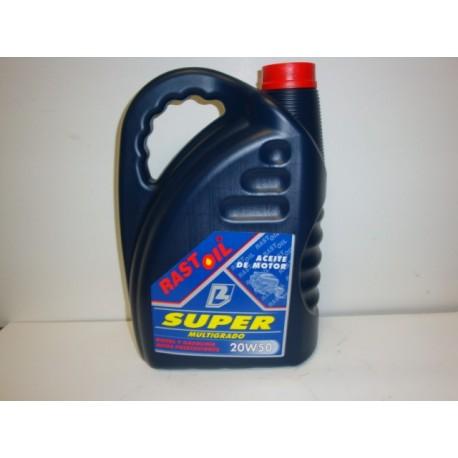 Aceite Oil Super Multigrado  20W - 50