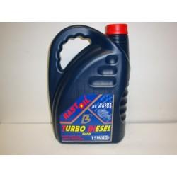 Aceite Rast Oil Turbo Diesel SHPD 15W - 40