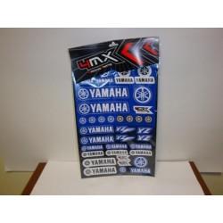 Adhesivos  pegatinas Yamaha vinilos pegatas