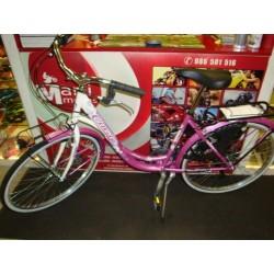 "Bicicleta de Paseo Liberty 6 Vel  26"""