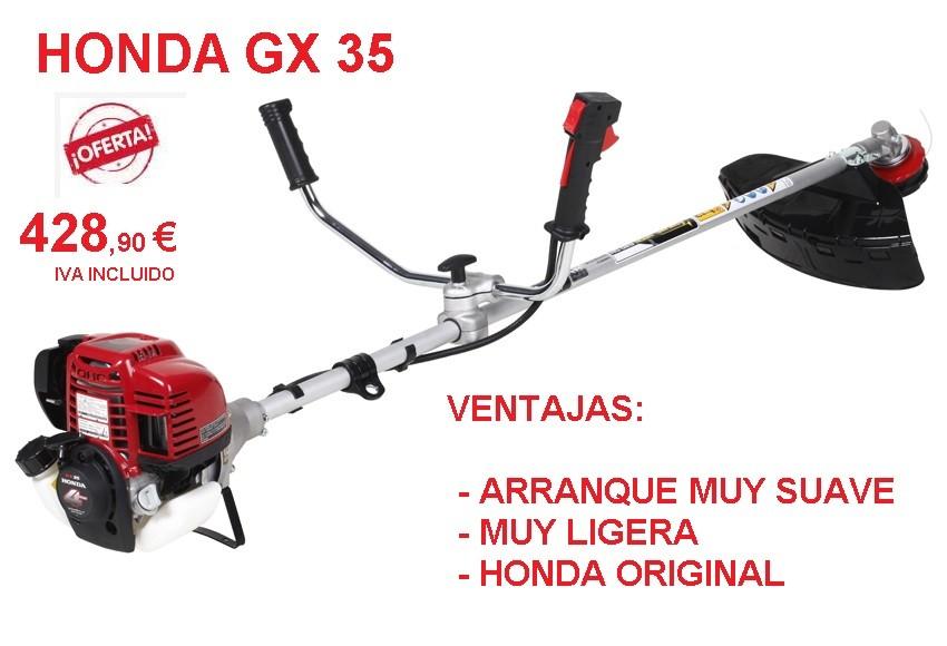 DESBROZADORA HONDA GX 35